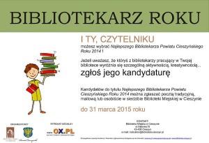 plakat-bibliotekarz-roku-2014-e1425910757347