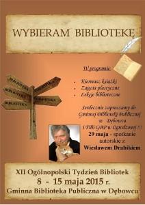 Tydzień Bibliotek (Kopiowanie)
